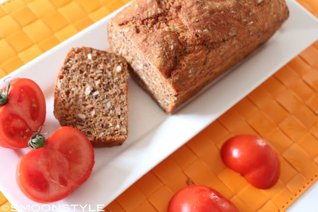 SmoonStyle: Tomato Bread