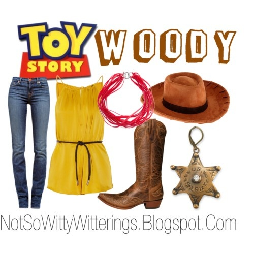 Toy Story Woody outfit