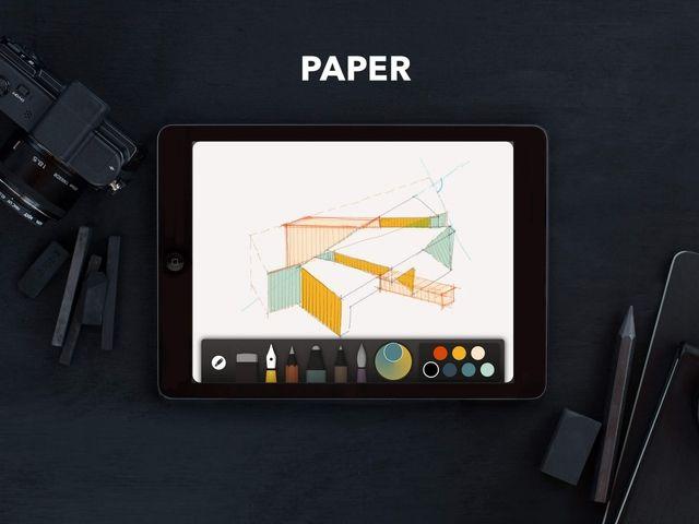 Paper by fiftythree скачать на компьютер