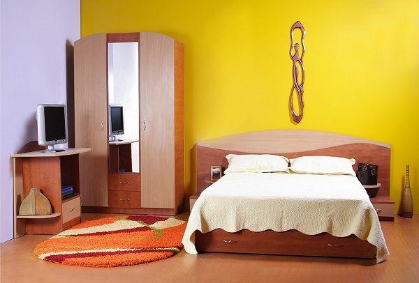 Mobila pentru dormitor Gina - Lorena Mob