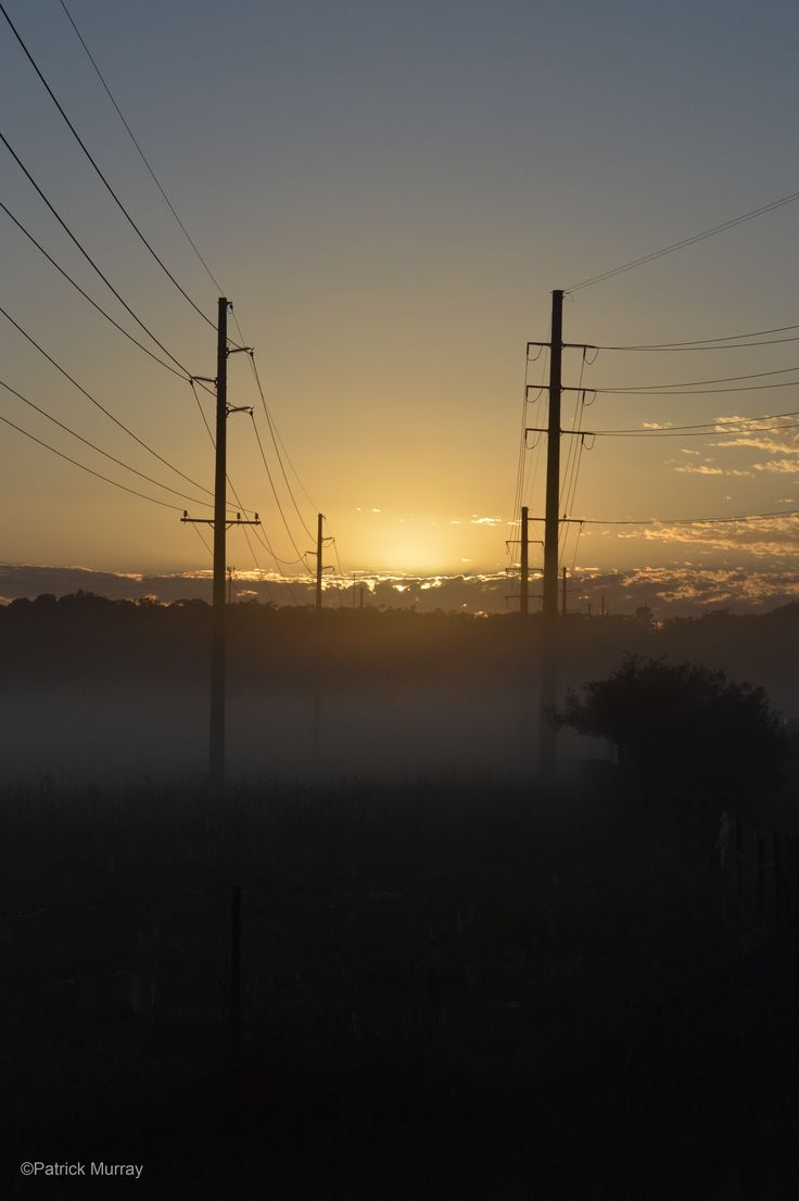 This was taken on the first dedicated early morning photographic drive with my new Nikon DSLR.