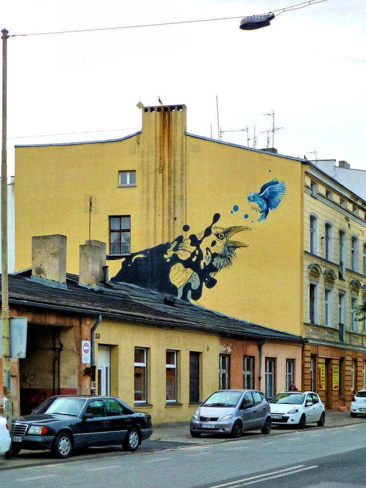 Poland, Lodz, Żeromskiego 31
