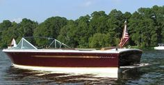 Century Resorter Boats for Sale| Classic Century Boat