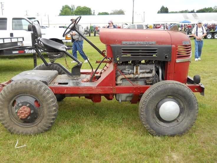 86 Best Garden Tractor Custom Images On Pinterest