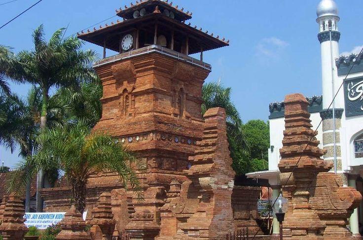 Sejarah Bangunan Menara Kudus Jawa Tengah