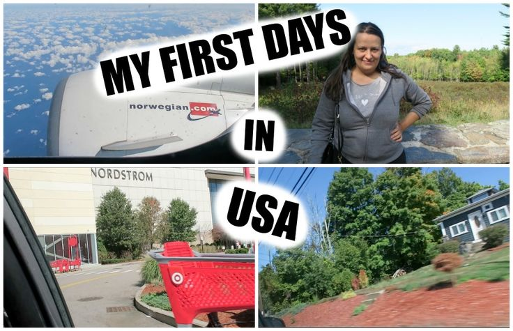 lifestyle: MY FIRST DAYS IN USA