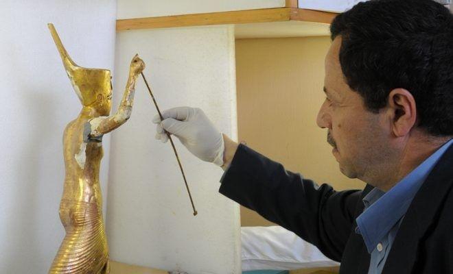 La verdadera historia del saqueo del Museo de El Cairo | Web Oficial de Nacho Ares