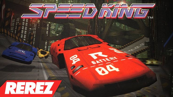 Released by Konami in 1996 on the Playstation this futuristic racer was made to compete with Psygnosis' WipEout. Check out some exclusive gameplay from a title that never made it to North America.