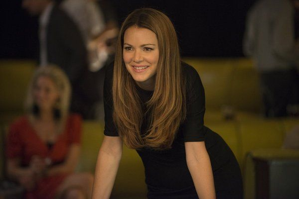 Zoey (Jacinda Barrett)...SUITS