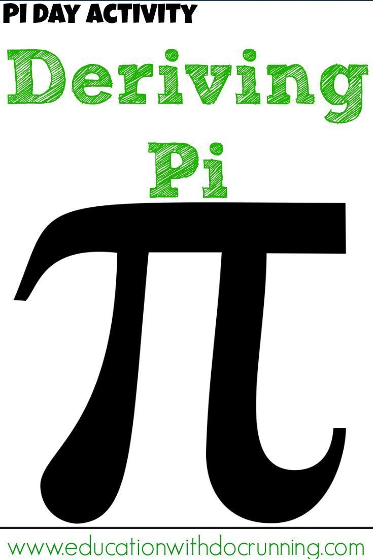 Pi Day Activity For Your Middle School Or Upper Elementary Math Class Read How To Do It In The Post Math Common Core Math Middle School Upper Elementary Math [ 1100 x 735 Pixel ]