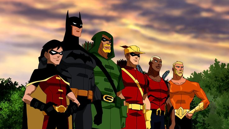 Young Justice Premieres On Jan. 7 - Spinoff Online - TV, Film, and ...
