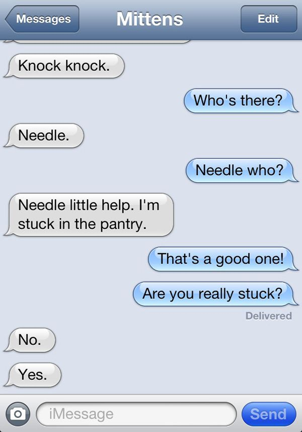 """""""Texts From Mittens"""" Is The Best Blog About Text Messages From A Cat Ever."""