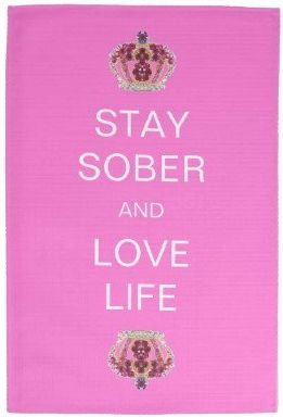 It's been four years since I stopped drinking and using drugs (it's been longer since i've used drugs). Sober living for me means clarity.