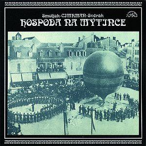 Divadlo Járy Cimrmana na CD Hospoda na mýtince