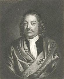 Simon Bradstreet 1603-1697, Governor of Massachusetts Bay Colony