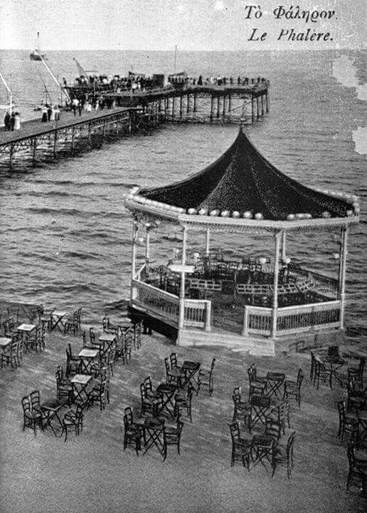 Faliro beach - early 1900's