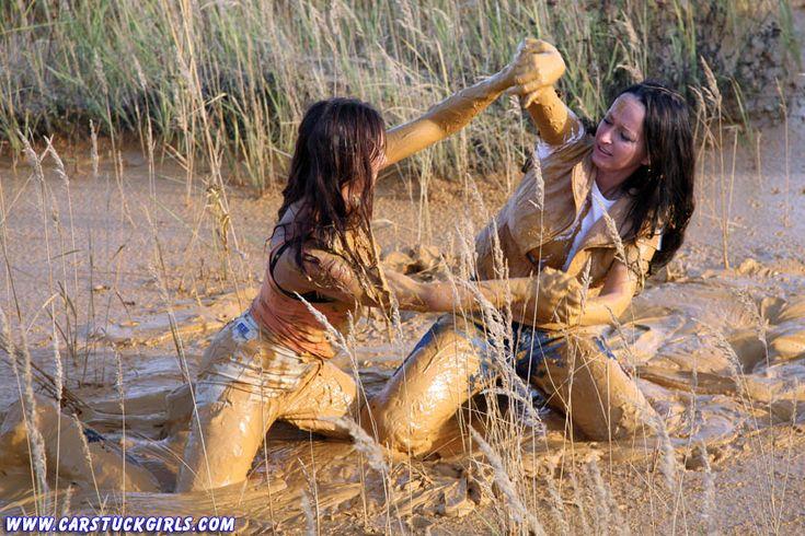 Nude mud riding Nude Photos 72