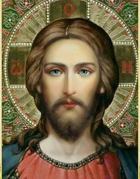 Christ Pantocrator Παντοκράτωρ.