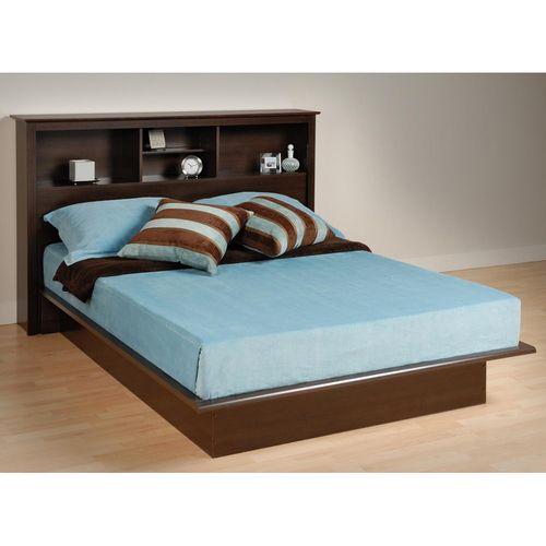 wooden platform bed frame - Google Search