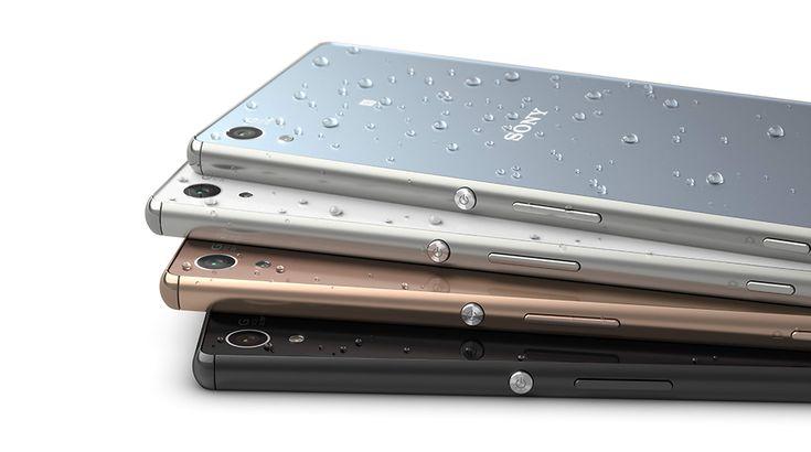 Sony's Xperia Z3+ is a familiar flagship - ENGADGET #SonyXperiaZ3+, #Tech