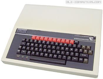 he Acorn BBC model A was the successor of the Acorn Atom and its first name was Acorn Proton. It was a very popular computer in the UK and was widely used in schools,
