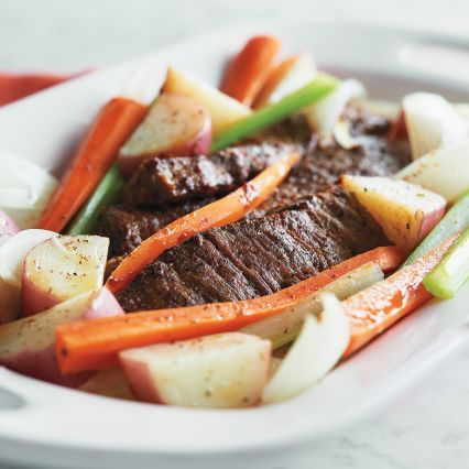 Recipes | Steamed Beef and Vegetables | Sur La Table  Wolfgang Puck 3 tier steamer