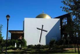 Chapel of St. Basil | University of St. Thomas, Houston • Philip Johnson