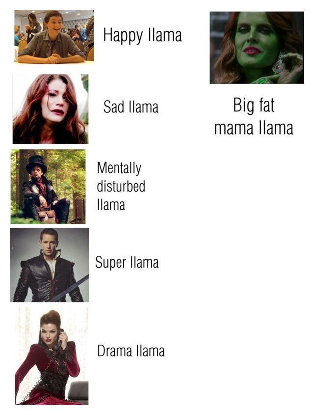 """""""The Llama Song (OUAT version) """" by nerdbucket ❤ liked on Polyvore featuring Once Upon a Time, Disney, ouat and Twaimz"""