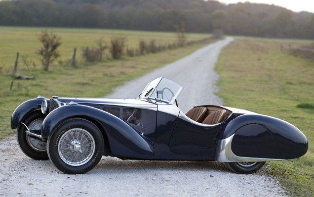 1938 Bugatti Type 57C Roadster