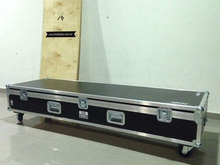 Case para corral de acrílico (batería)