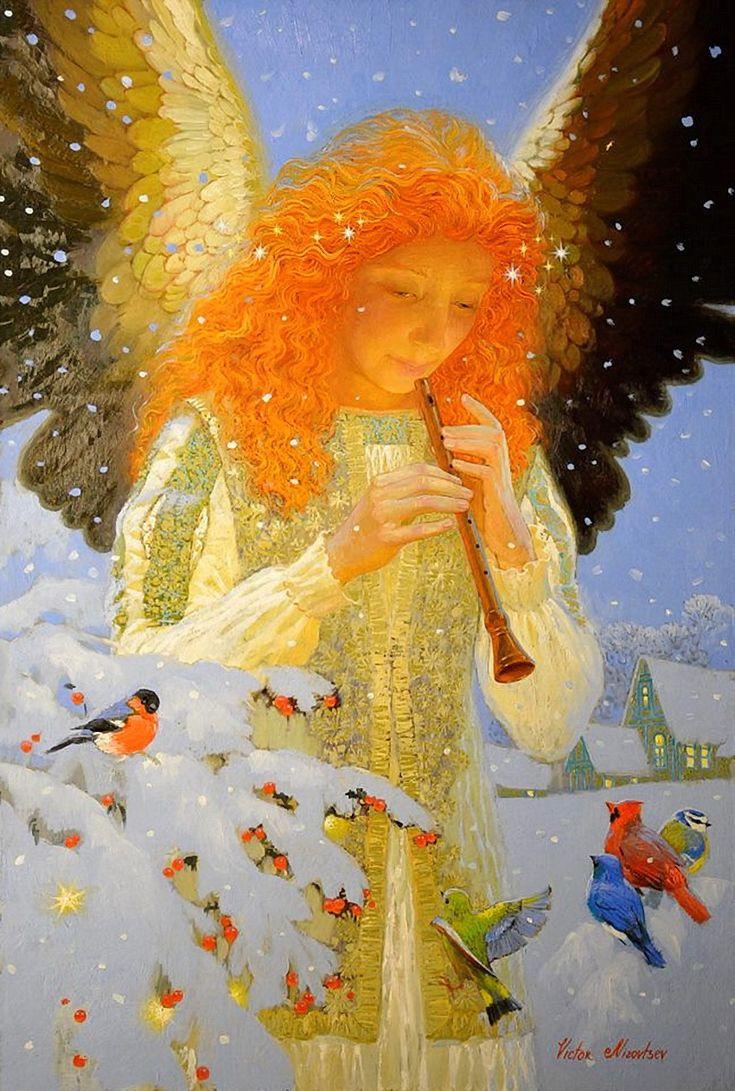 Мобильный LiveInternet Вестники зимы. | красавицу_видеть_хотите - Дневник красавицу_видеть_хотите |