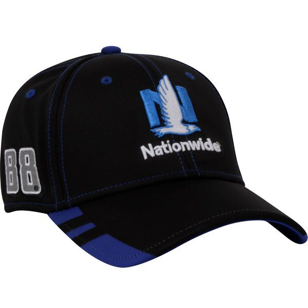 Dale Earnhardt Jr. The Game Performance Sponsor Fitted Hat - Black - $20.99