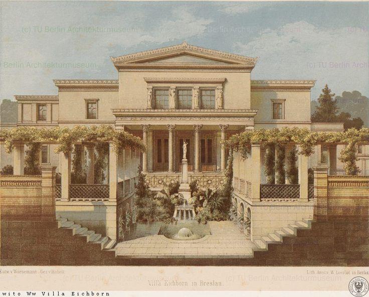 Willa rodziny Eichbornów (dawna)