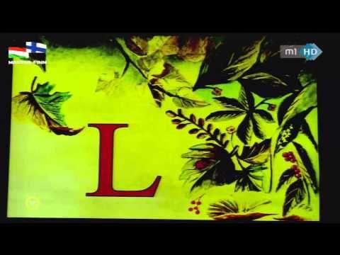 Kalandvetítés - Zengő ABC (L'art pour l'art Társulat) - YouTube