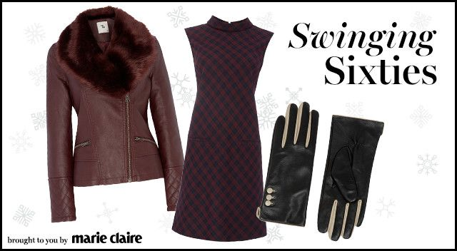 Swinging sixties brought to you by Marie Claire