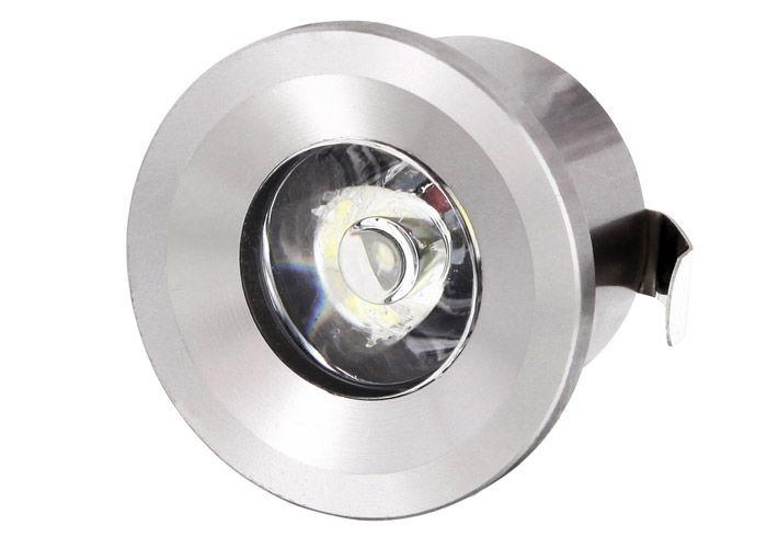Marvelous Power LED Einbaustrahler Horoz rund mini Watt matt oder g nzend