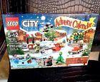 NEW 2016 LEGO City Town Advent Calendar 60133 Building Kit Santa Christmas
