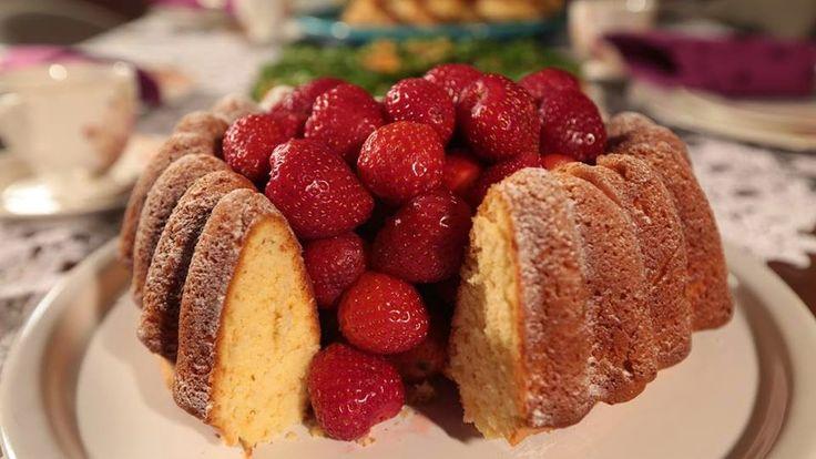 nişastalı pamuk kek nasıl yapılır?