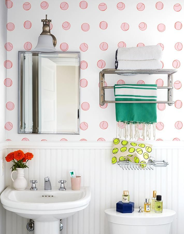 Best 25 Polka Dot Bathroom Ideas On Pinterest Polka Dot