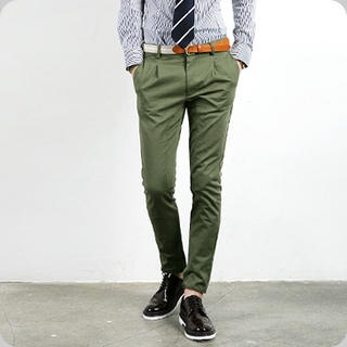 Pleated-Front Pants: Pleatedfront Pants
