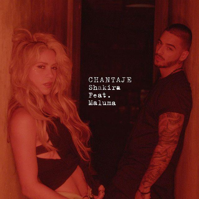 """Chantaje"" by Shakira Maluma was added to my Novidades da Semana playlist on Spotify"