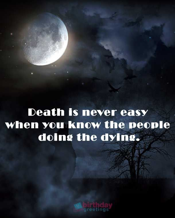 9 Best Inspirational Quotes About Death Images On