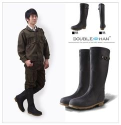 Online Shop Fashion cool vintage Men rain boots wellingtons riding boots gumboots rubber shoes for men galochas botas|Aliexpress Mobile