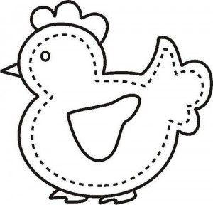 Free Chicken Applique Patterns   International Quilting Patterns