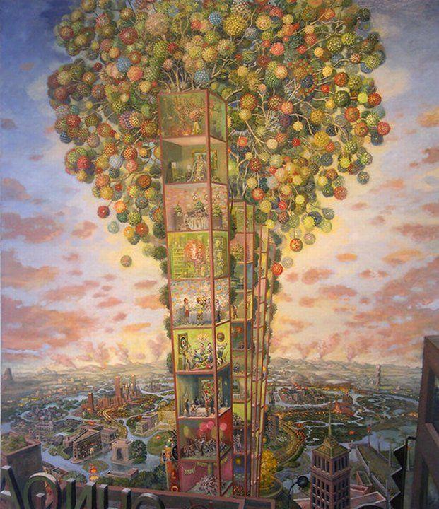Julie Heffernan Paintings For Sale
