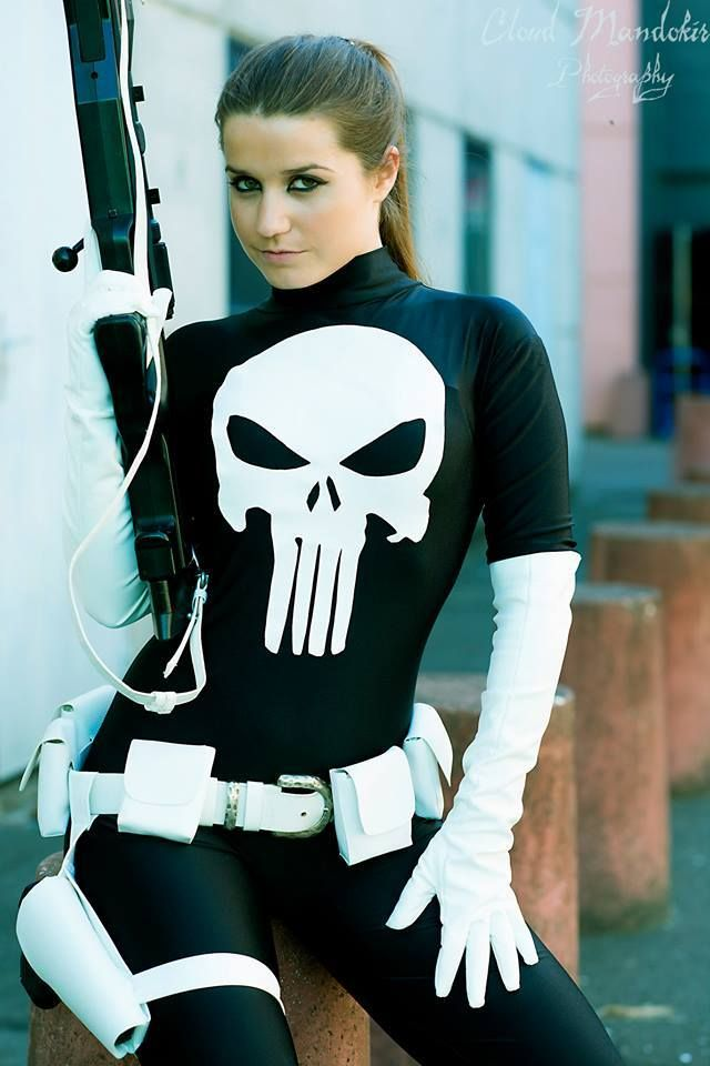 Ekidna Costumes as the Punisher | Cosplay Girls | Cosplay ...