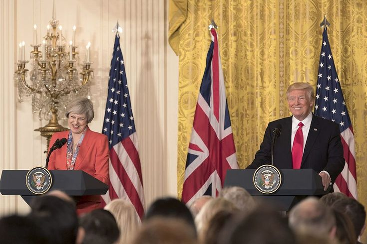 """Islamic extremist ideology cannot be allowed to have a """"safe space"""" on the internet in which to grow, British Prime Minister Theresa May said Sunday."""