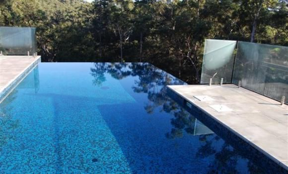 Bisazza Pool Tile