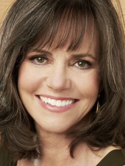 Sally Field--one of my favorite actresses