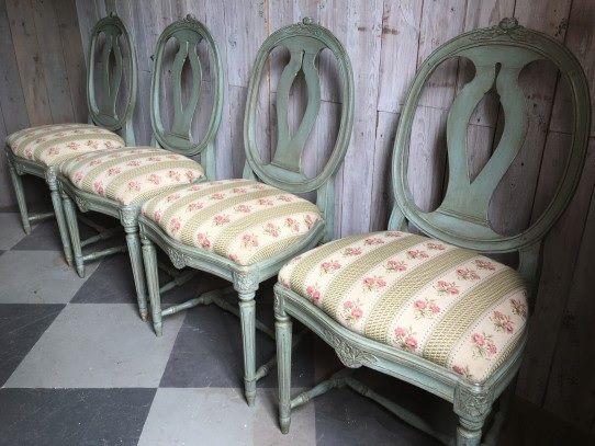 Grüne küchenstühle ~ Die besten schwedenstuhl ideen auf grüne